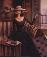 Woman With Pears Fine-Art Print