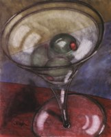 Martini Olive Fine-Art Print