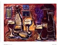 Wine Tasting ll Fine-Art Print