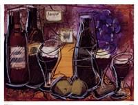 Wine Tasting l Fine-Art Print