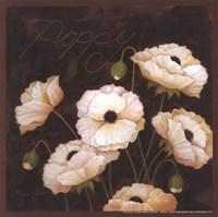 Midnight Poppy Fine-Art Print
