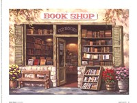 Book Shop Fine-Art Print