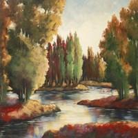 Sullivan's Creek II Fine-Art Print