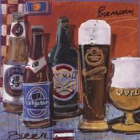 Beer Ale II Fine-Art Print