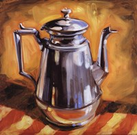 Tea Pot I Fine-Art Print
