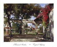 Mission Arches Fine-Art Print