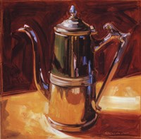 Tea Pot IV Fine-Art Print