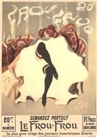 Le Frou-Frou Fine-Art Print