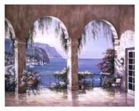 Mediterranean Arch Fine-Art Print