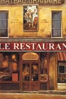 Le Restaurant Fine-Art Print