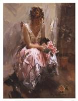 Una Rosa Fine-Art Print