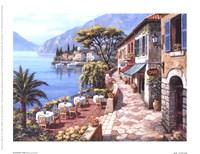 Overlook Cafe II Fine-Art Print