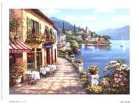 Overlook Cafe I Fine-Art Print