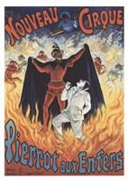 Nouveau Cirque Fine-Art Print