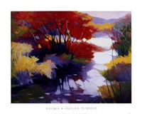 Indian Summer Fine-Art Print