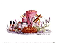 Scent Of Lavender Fine-Art Print