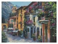 Village Hideaway Fine-Art Print