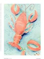 Lobster Shuffle Fine-Art Print