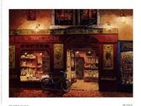 Wine and Bread Fine-Art Print