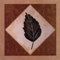Diamond Leaves IV Fine-Art Print