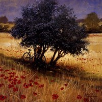 Under The Tree Fine-Art Print