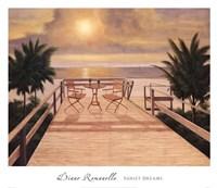 Sunset Dreams Fine-Art Print