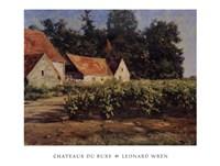 Chateaux Du Buxy Fine-Art Print