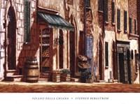 Foiano Della Chiana Fine-Art Print