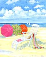 Oceanside IV - Mini Fine-Art Print