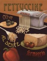 Fettuccine Fine-Art Print