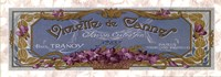 Violette De Cannes Fine-Art Print