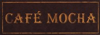 Cafe Mocha Fine-Art Print
