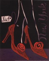 High Heels New York Fine-Art Print