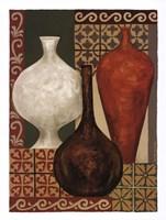 Vessels Tiles II Fine-Art Print