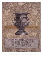 Gothic Quatrefoil 1 Fine-Art Print