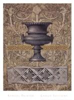 Gothic Quatrefoil 2 Fine-Art Print