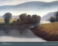 River Meadows Fine-Art Print