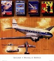 Skyliner Fine-Art Print