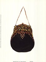Beaded Purse Fine-Art Print