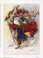 Windswept Journey Fine-Art Print