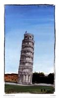 World Landmark Italy Fine-Art Print