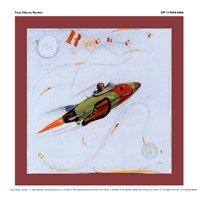 Rocket Fine-Art Print