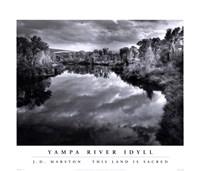 Yampa River Idyll Fine-Art Print