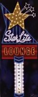 Star Lite Lounge Fine-Art Print