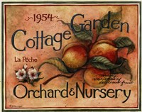 Cottage Garden IV Fine-Art Print