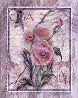 Love Letter Poppies Fine-Art Print