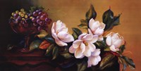 Magnolia With Grapes Fine-Art Print