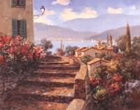 Stairstep Vista Fine-Art Print