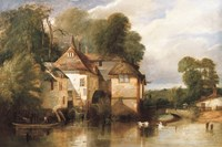 Arundel Mill Fine-Art Print