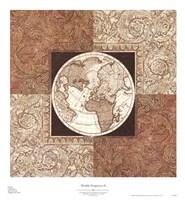 Worldly Perspective II Fine-Art Print